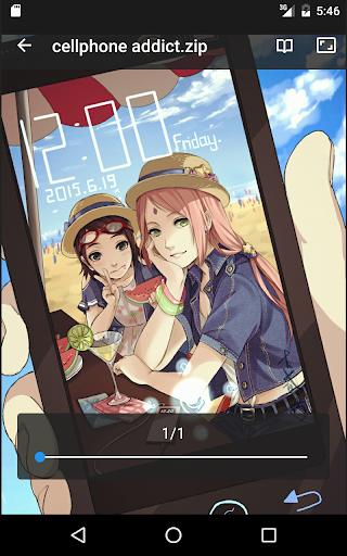 Max Comic Viewer Manga Reader