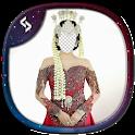 Traditional Kebaya Wedding Dress icon