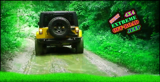 4x4 Extreme Off-Road Jeep Stunts  screenshots 2