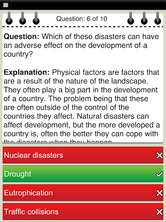 GCSE Geography 6.0.2 screenshot 1095718