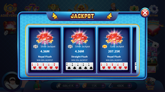 Big Wins Poker- screenshot thumbnail