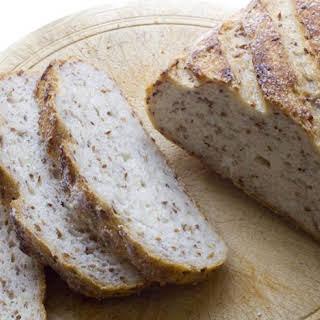 Gluten-free Bread.