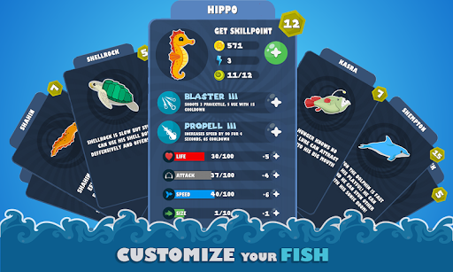 Fish Royale 2.1.1 screenshots 2