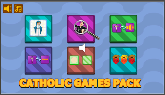 Catholic Games Pack Screenshot
