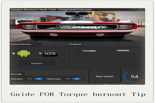 Guide for Torque burnout
