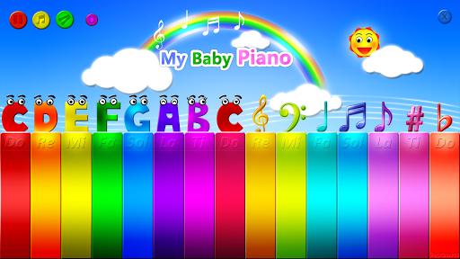 My baby Piano  screenshots 5