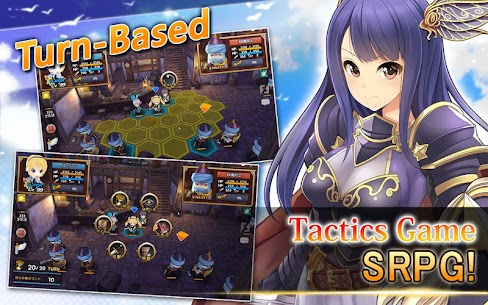 TacticsLand(SRPG) 1.4.3 7