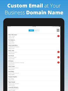 Leia Mail: Custom Email at Your Business Domain