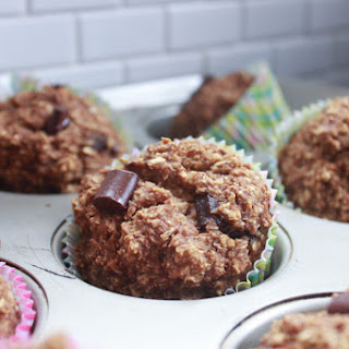 Pumpkin Baked Oatmeal Muffins. Whole Grains Give-a-way!
