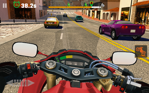 Moto Rider GO: Highway Traffic  captures d'écran 5