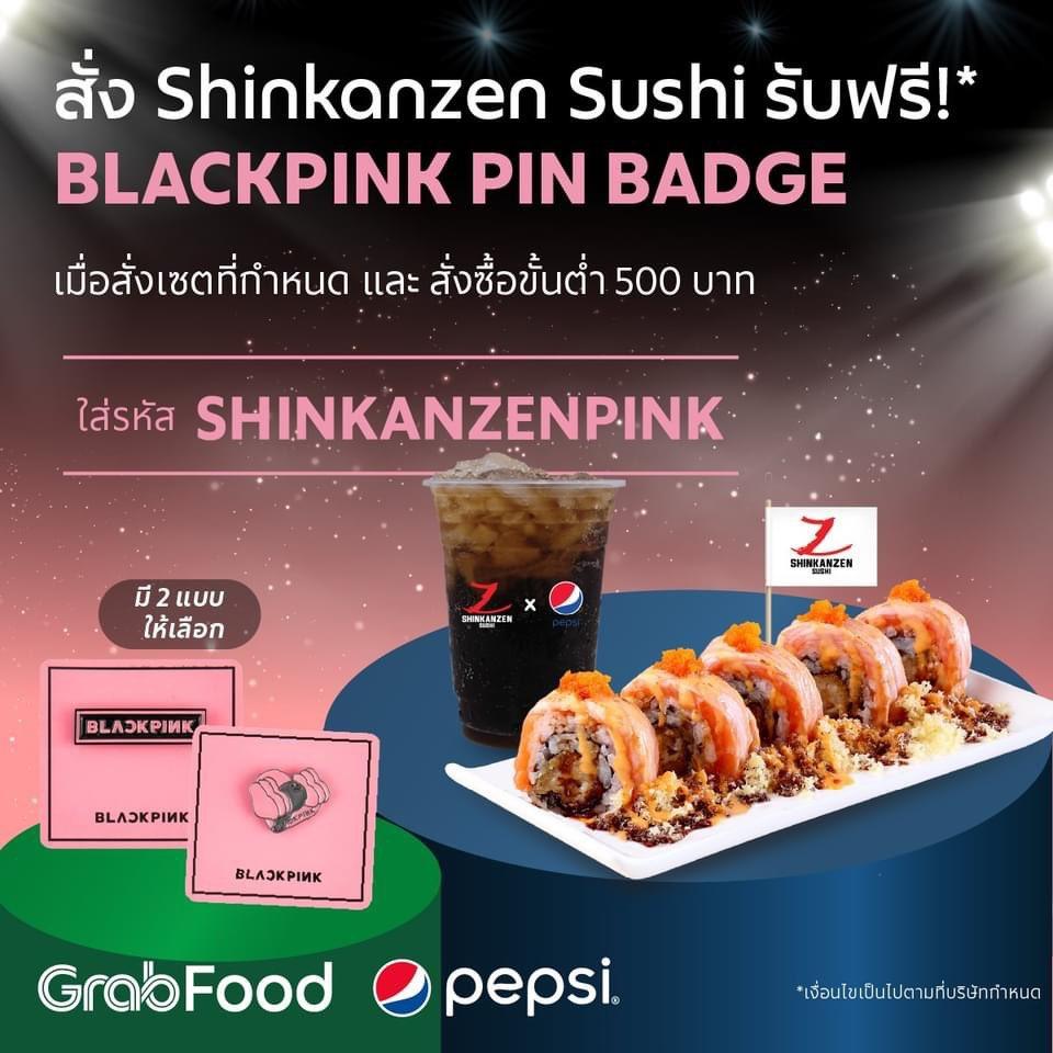 blackpink thailand meal 2
