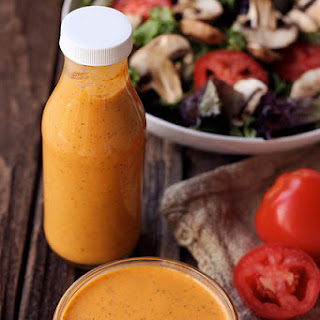 Smokey Tomato Vinaigrette – Gluten-free, Vegan