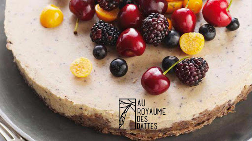 Cheesecake aux dattes