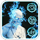 Fire, Blue, Skull Themes, Live Wallpaper Android apk