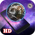 3D Realistic Earth LWP HD icon