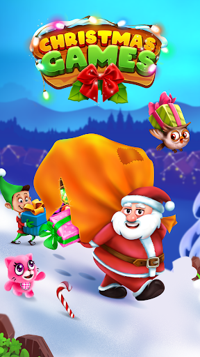 Christmas Games - Bubble Shooter 2020 apklade screenshots 1
