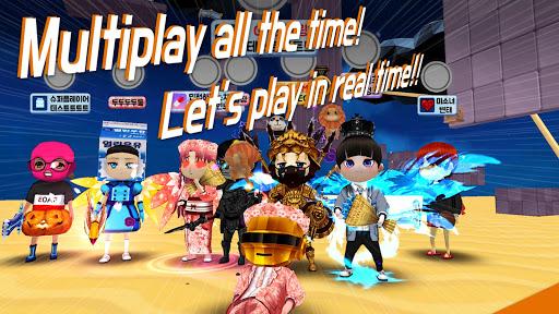 FreezeTag Online : Realtime Battle fond d'écran 1