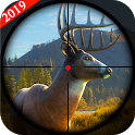Wild Animal Sniper Deer Hunter 2020 icon