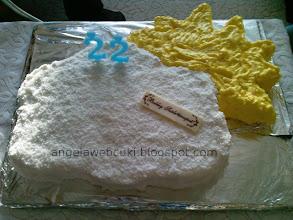 Photo: Torták - Kókuszos citromos torta