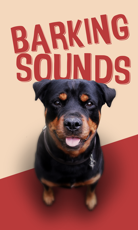 Barking Dog Sounds- screenshot