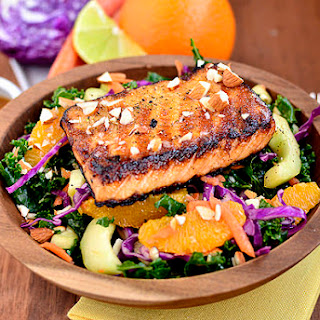 Asian Salmon Salad Recipes
