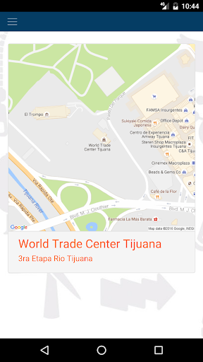 Tijuana Innovadora 2016 screenshot