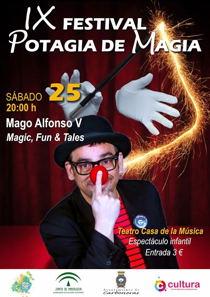 ix-potagia-magia-carboneras-alfonso-v-cartel