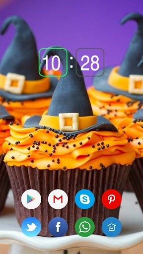 Witchcap Cupcake