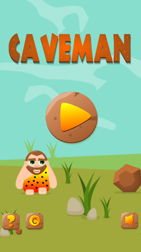Caveman Sokoban : Puzzle Game
