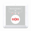 K2 GSM alarm elderly SOS alarm icon