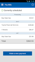 Screenshot of Belmont Savings Bank
