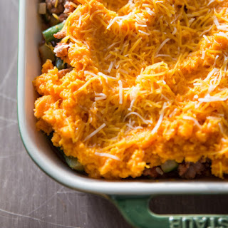 Summer Shepherd's Pie