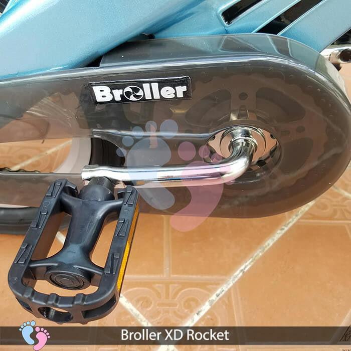 Xe đạp cho bé Broller XD Rocket 2 pt 8