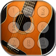 Guitar Mood Screen Lock