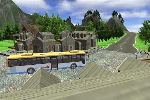 山登山巴士驾驶员