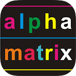 Alpha Matrix Icon