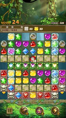 ジュエルジャングル : マッチ3パズルのおすすめ画像4