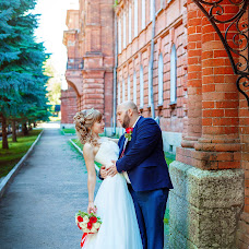 Wedding photographer Kseniya Sergeeva (alika075). Photo of 09.08.2016