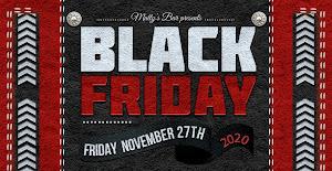 Black Friday @Matty's!