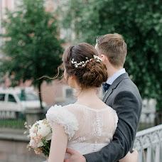 Wedding photographer Ekaterina Golovacheva (katyyya). Photo of 06.11.2017