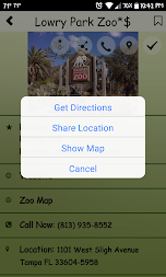 Zoo Finder APK screenshot thumbnail 10
