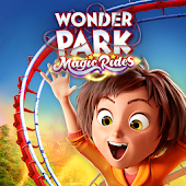 Wonder Park Magic Rides icon