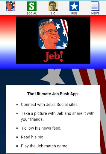 Ultimate Jeb Bush App