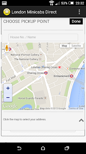 London Minicabs Direct- screenshot thumbnail