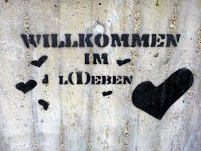 Photo: Willkommen Im L(i)eben