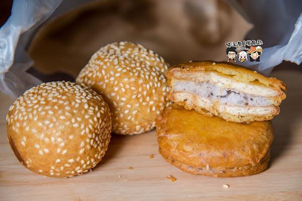 在地超過50年的銅板價傳統小點-燒馬蛋、芋頭餅
