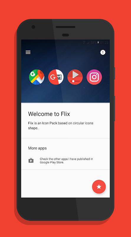 Flix Pixel - Icon Pack APK 1 8 Download - Free