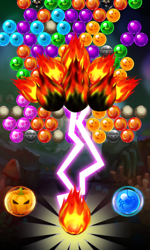 witch pop shooter- screenshot