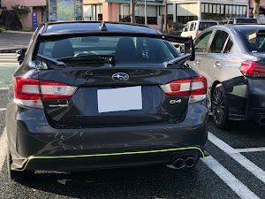 インプレッサ G4 GK3 IMPREZA G4-i-L EyeSight S-style特別仕様車のカスタム事例画像 だいきさんの2020年03月10日22:08の投稿