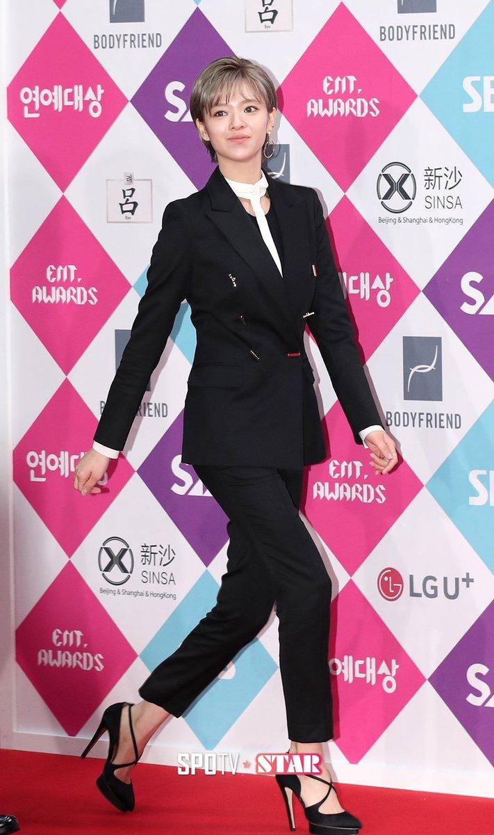 jeongyeon suit 11
